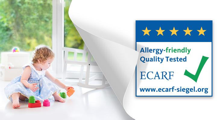 Purificadores de aire con certificación ECARF