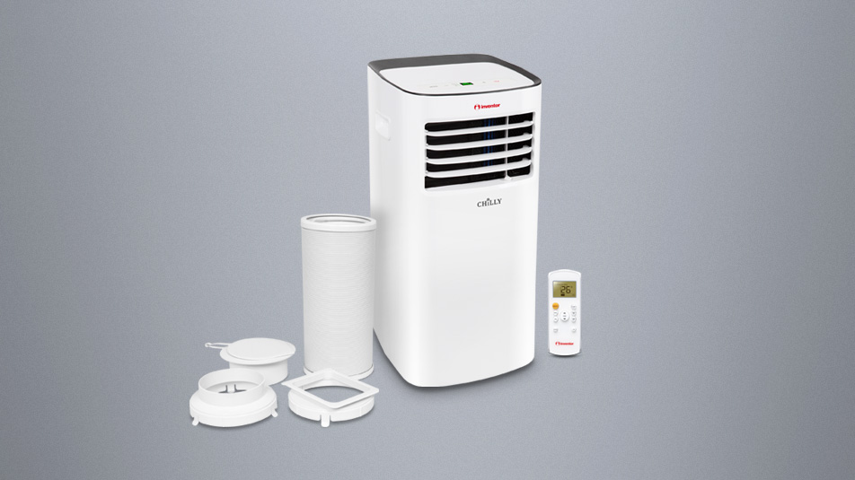 portable air-conditioner Chilly components