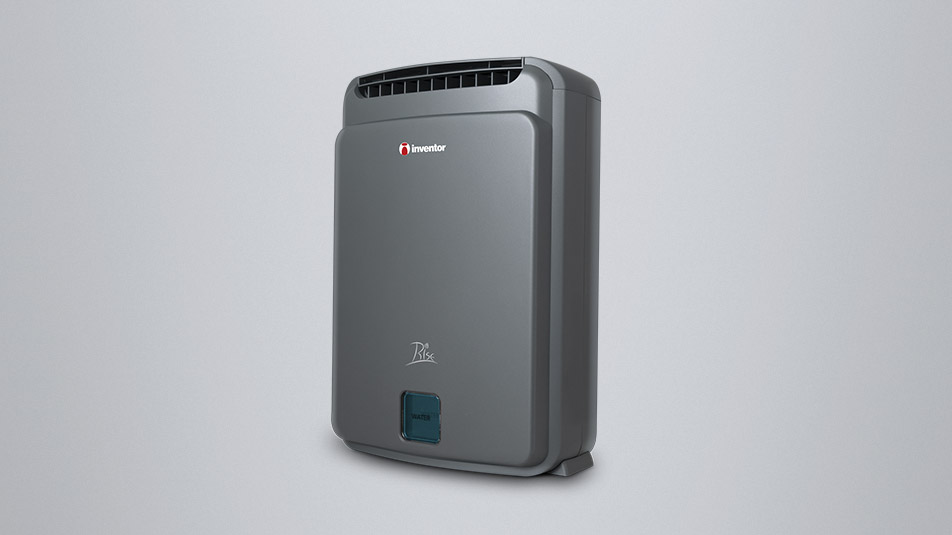 Rise Desiccant Dehumidifier 8L.
