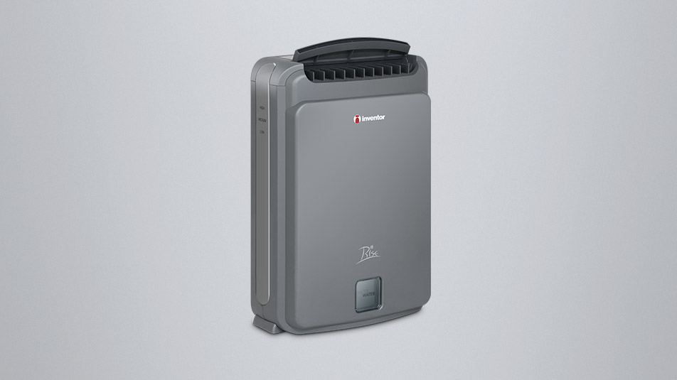 Rise Desiccant Dehumidifier without compressor.