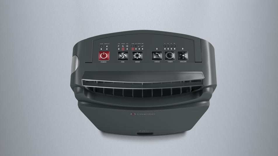 Inventor Rise Desiccant Dehumidifier without compressor.