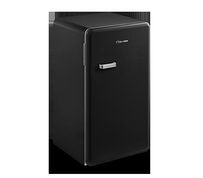Retro Mini Bar Refrigerator (93L)