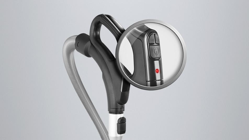Vacuum cleaner EPIC EP-BG62