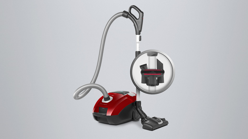 Vacuum cleaner EPIC EP-BG62