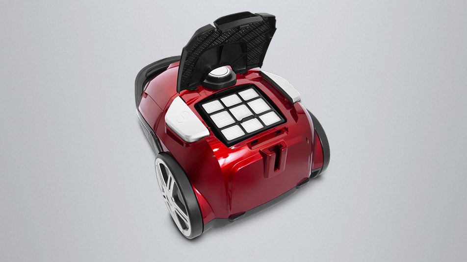 Vacuum Cleaner EPIC EP-BG69
